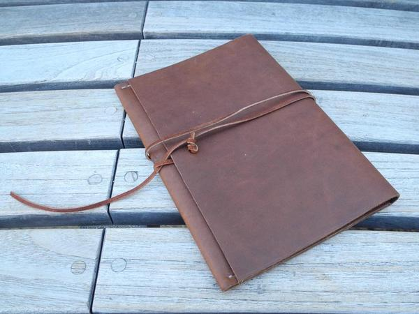 The Vintage Handmade iPad Mini Leather Case