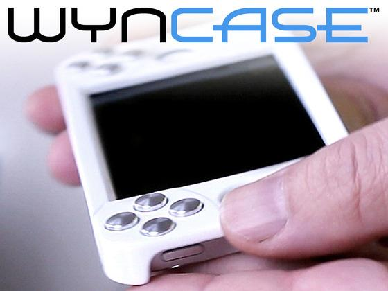 WynCASE iPhone 5 Case for Mobile Gamers