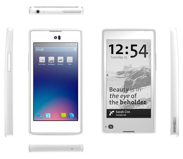 YotaPhone Dual Screen Android Phone