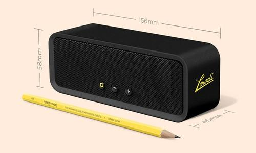 Lowdi Portable Bluetooth Wireless Speaker