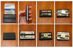 Ainste Ultra Slim Leather Wallet