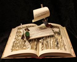 Awesome Handmade Book Sculptures