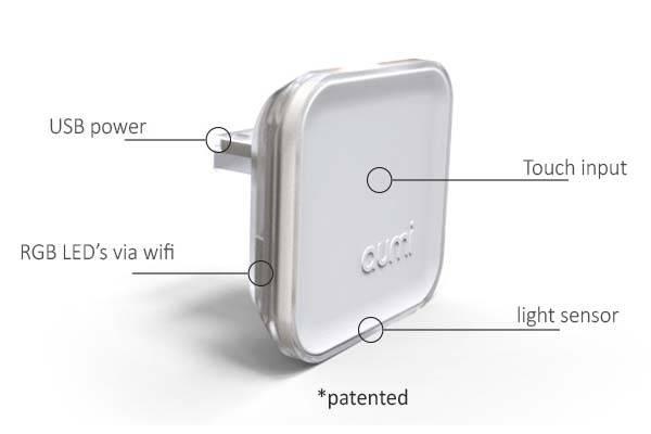 Aumi Mini Smart Night Light