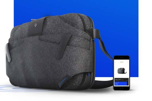 Bluesmart Smart Luggage Series 2 - Laptop Bag
