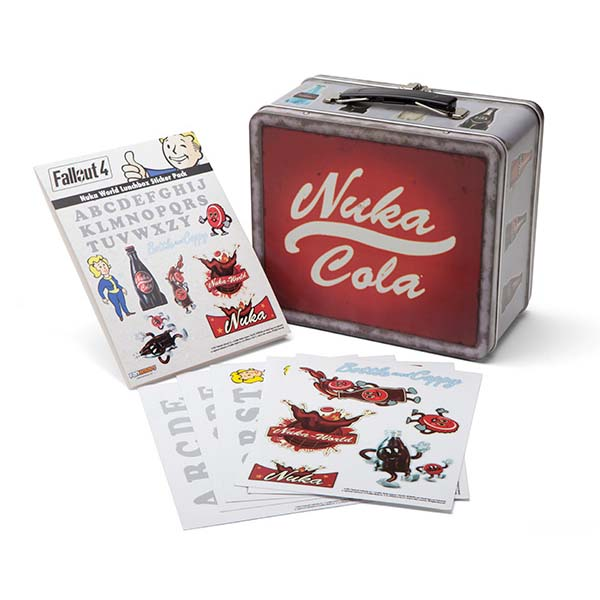 Fallout 4 Nuka-Cola Lunch Box