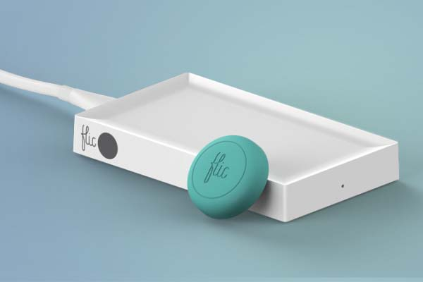 Flic Hub Lets Your Control Smart Home Devices