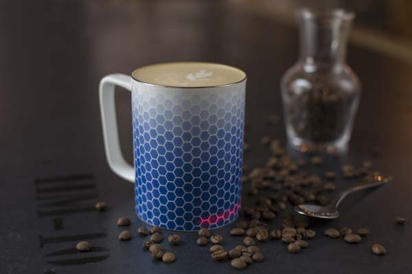 Glowstone Smart Mug with Fine Bone China Body