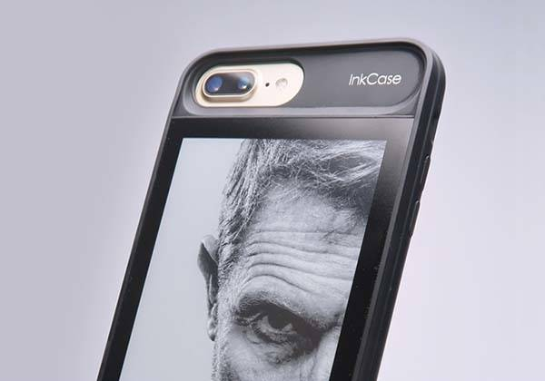 InkCase i7 Plus iPhone 7 Plus Case with E-Ink Screen
