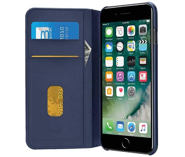 Logitech Hinge Flexible iPhone 7 Wallet