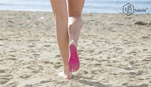 Nakefit Hypoallergenic Adhesive Foot Pads
