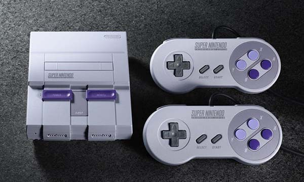 Nintendo SNES Classic Edition Game Console