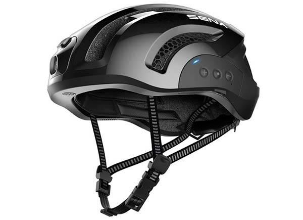 Sena X1 Bluetooth Smart Cycling Helmet With Built In Hd