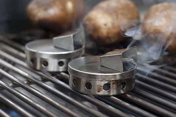 Stainless Steel Smoke Pucks