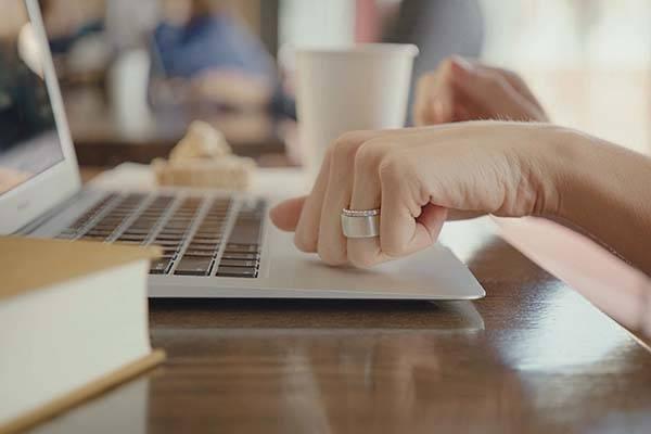 Token NFC Smart Ring