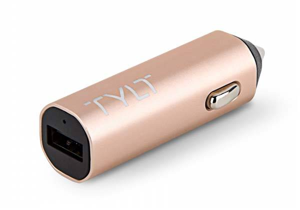 TYLT Quick Charge 3.0 USB Car Charger