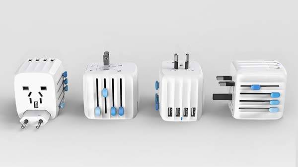 Travel Outlet Adapter Europe