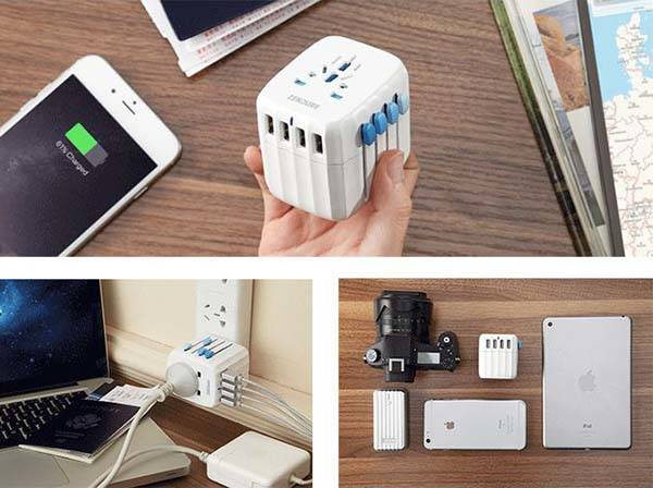 Zendure Passport Universal Travel Adapter