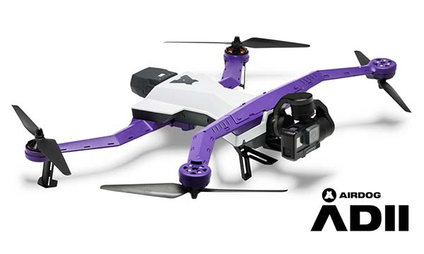 Airdog ADII Flying Camera Drone