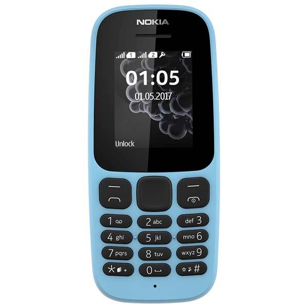 All New Nokia Feature Phone - Nokia 105
