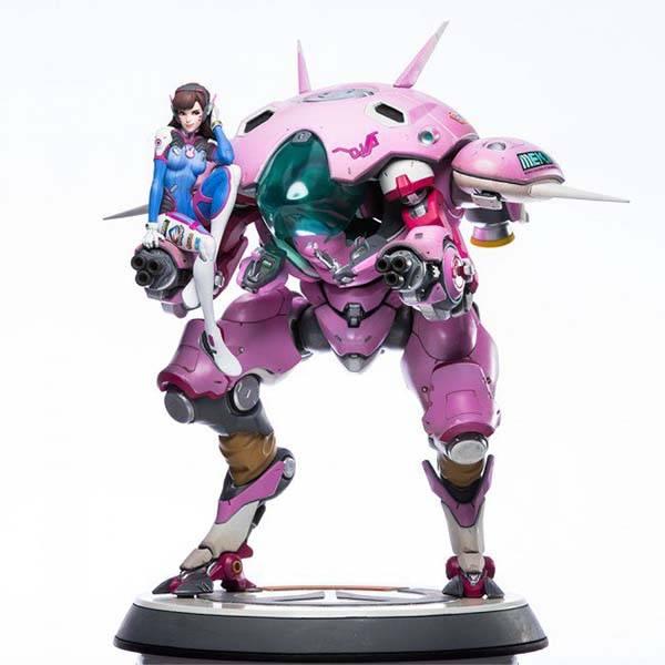 Blizzard Overwatch D.Va Statue