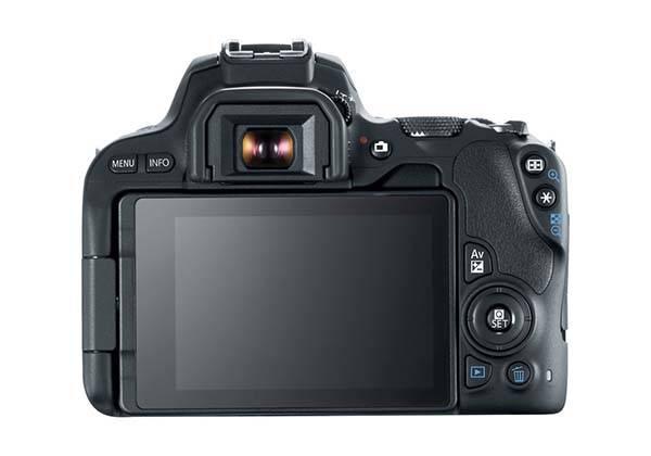 Canon EOS Rebel SL2 Entry-Level DSLR Camera