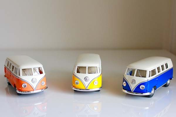Custom VW Camper Van USB Flash Drive