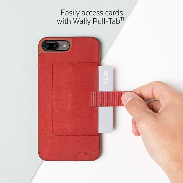 Distil Union Wally iPhone 7/7 Plus Leather Case