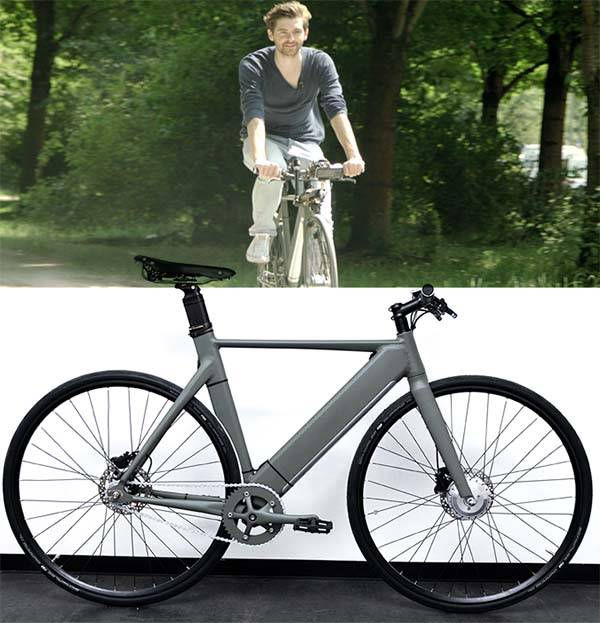 Elbike Beautiful, Affordable Electric Bike
