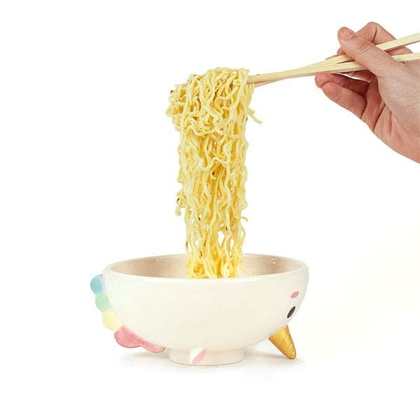 Unicorn Ramen Bowl Set