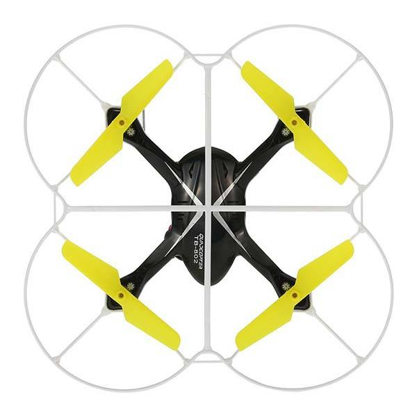 Hand Motion Controlled Flying Mini Drone