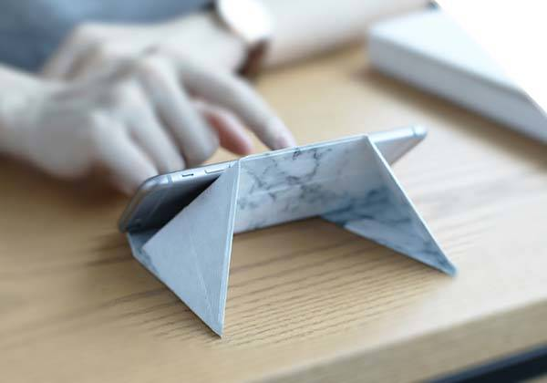 Fodi Origami Stand for Smartphones, Tablets and Laptops