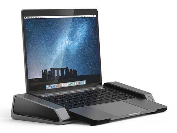 Henge Horizontal MacBook Pro Docking Station
