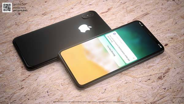 iPhone 8 Renders by Martin Hajek