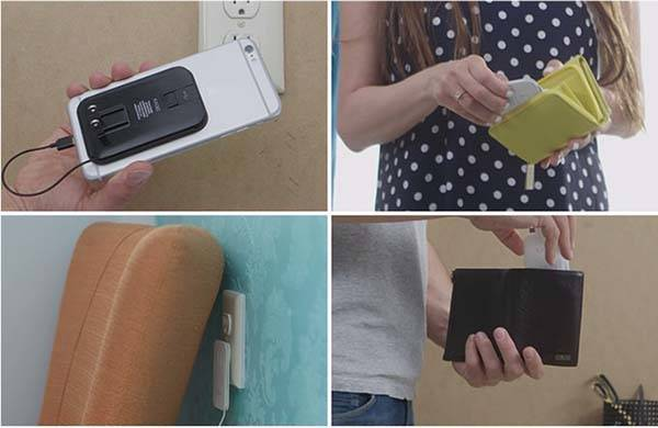 Ultra-Thin USB Wall Charger with QuickCharge