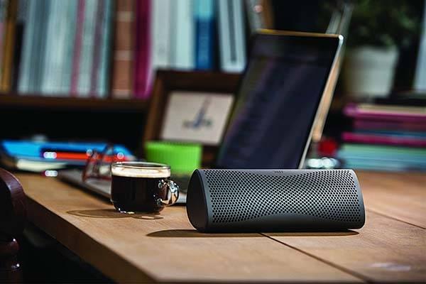 KEF MUO Portable Bluetooth Speaker