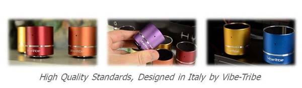 Mini Troll Ultra Portable Bluetooth Speaker with Resonance