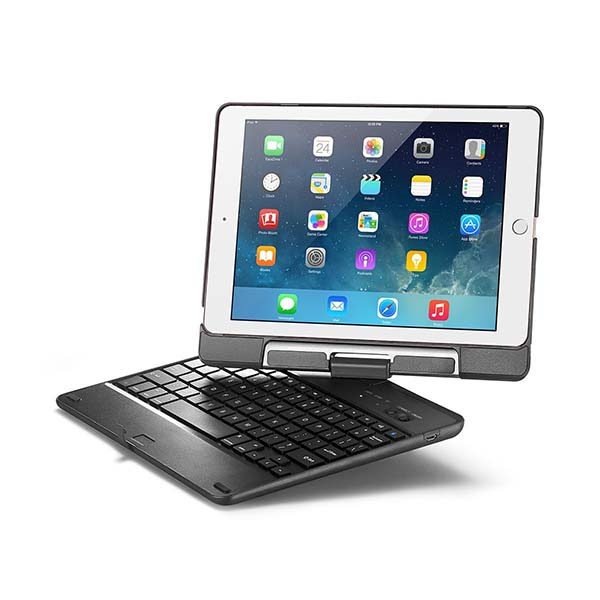 New Trent Airbender SmartPro 9.7-Inch iPad Pro Keyboard Case