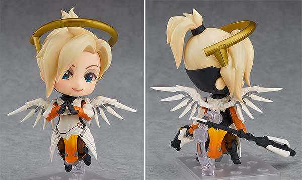 Overwatch Nendoroid Mercy Action Figure