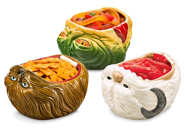 Star Wars Character Shack Bowls