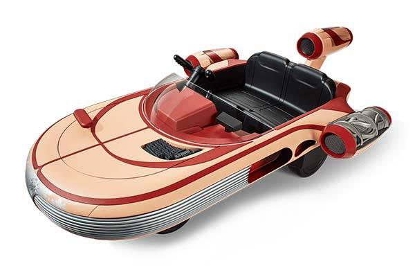 Luke Skywalker Landspeeder Electric Car for Kids