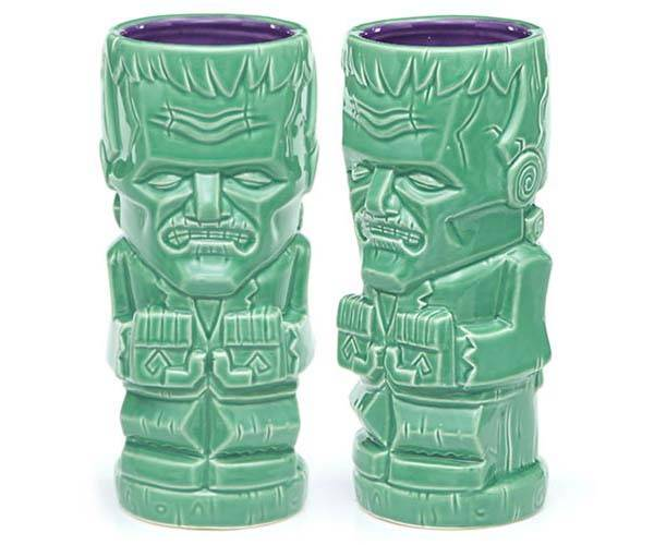Monster Geeki Tiki Mugs - Frankenstein