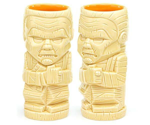 The Monster Geeki Tiki Mugs Inspired By Frankenstein