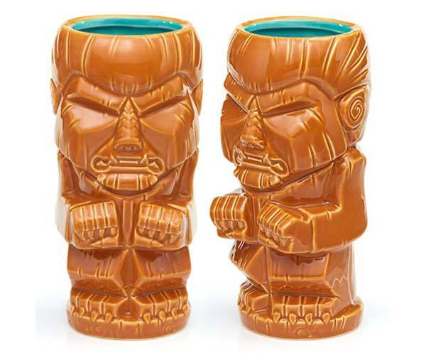 Monster Geeki Tiki Mugs - Wolfman