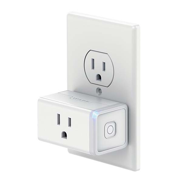 TP-Link Mini Smart Plug Works with Amazon Alexa