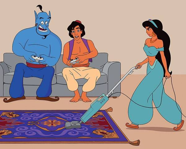 What Disney Movies Would Look Like If They Were Pruced in 2017