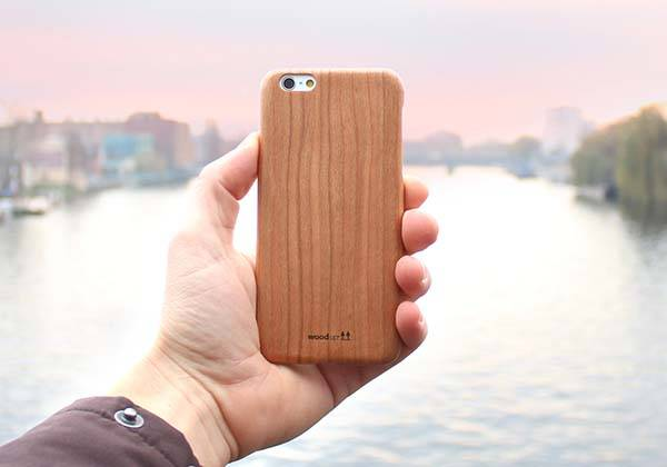WoodUp Ed Handmade iPhone 7 Case