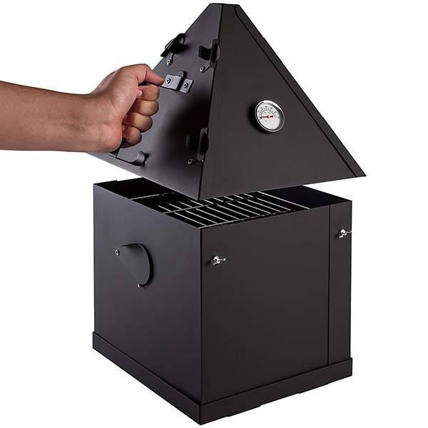 Ziv's Foldable Portable Smoker