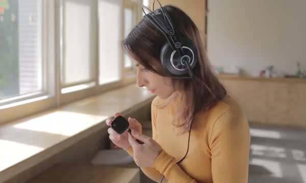 Aqua+ Wireless Headphone Amplifier