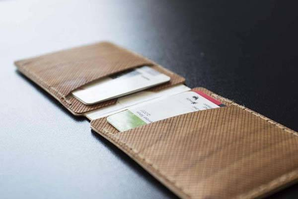 Arbor Handmade Wooden Wallets