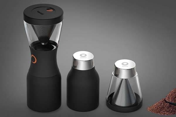 Asobu Coldbrew Portable Cold Brew Coffee Maker